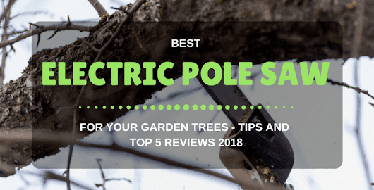 Best Electric Pole Saw - Tips And Top 5 Reviews 2018