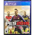 Pro Evolution Soccer 2019 [PS4 Game]