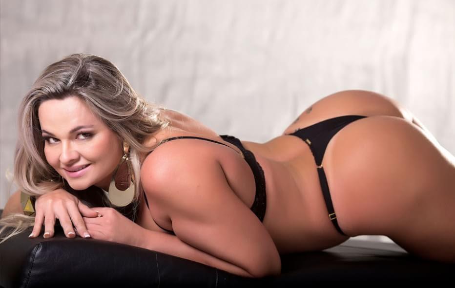 3. Miss Bumbum Ceará – Renata Alves, 27 anos