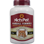 ActiPet Hairball Formula - 60 Chewable Tablets