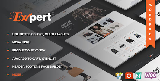 Expert - Clearn eCommerce WordPress Theme