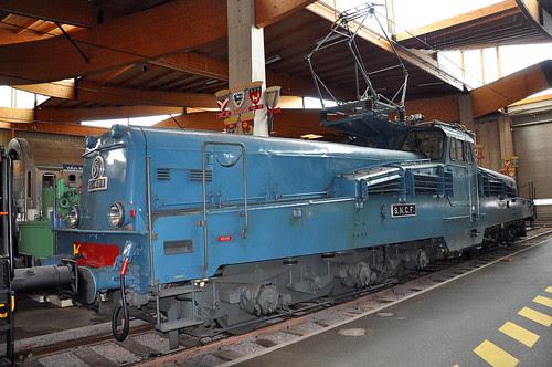 Cite du Train - Mulhouse - Museo Nacional del Ferrocarril  de Francia