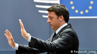 Σε περισσότερη πολιτική σταθερότητα ελπίζει ο ιταλός πρωθυπουργός Ρέντσι