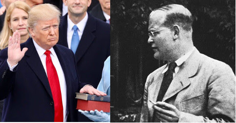 Dietrich Bonhoeffer Speaks Powerfully to the Trump Age!
