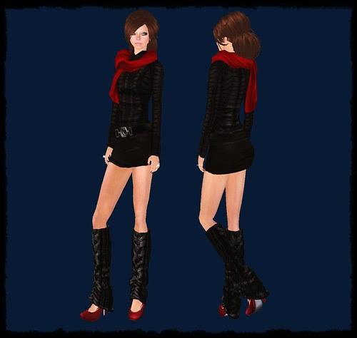 Dress Up Challenge - Fashionista 1
