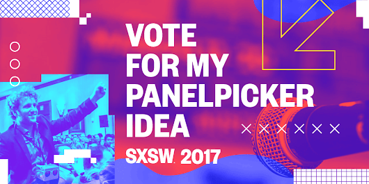 Community management panels for SXSW 2017 | Kate Baucherel