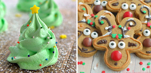 14 Fun Christmas Cookies & Desserts - CandyStore.com
