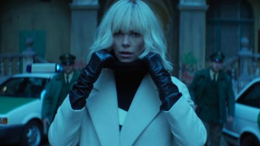 Charlize Theron, Atomic Blonde, and The Badass Women of Cinema
