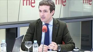Casado a Ràdio Nacional d'Espanya