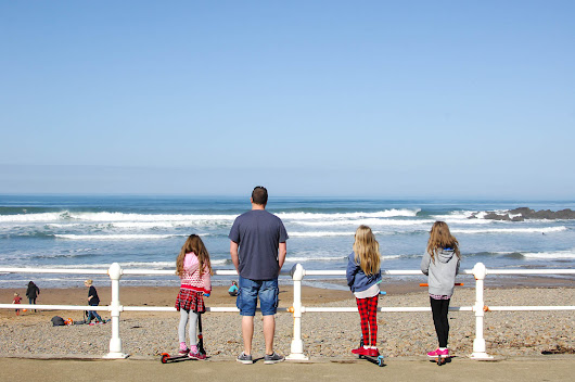 A Family Holiday In Bude (Part 1) - Picture-Taker, Memory-Maker