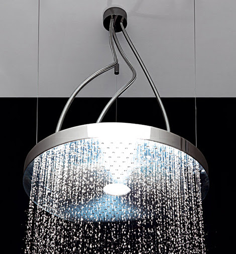 Oversized Showerhead from Zucchetti - XL Z94 brings you your own ...