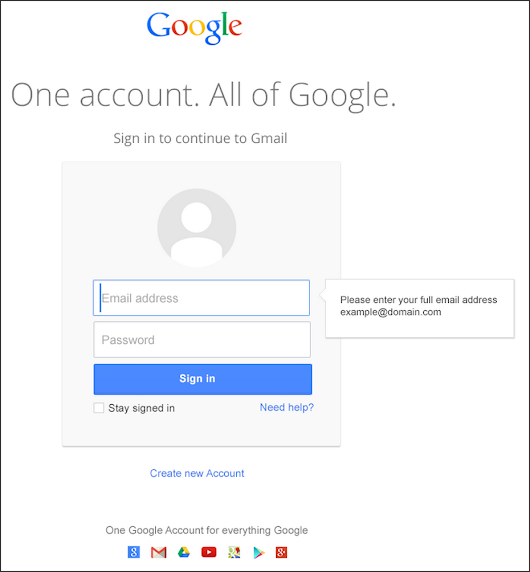 New sign-in page for Google Apps services - Google Apps Administrator Help