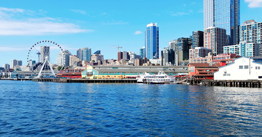 New tool helps you keep track of all Seattle's waterfront construction