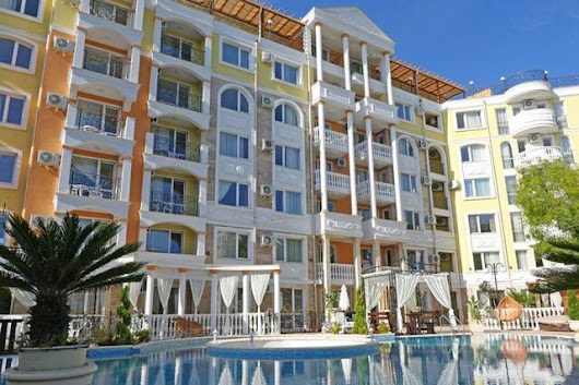 "1 bedroom ""Sweet Homes 3-107\"" (Sunny Beach)"