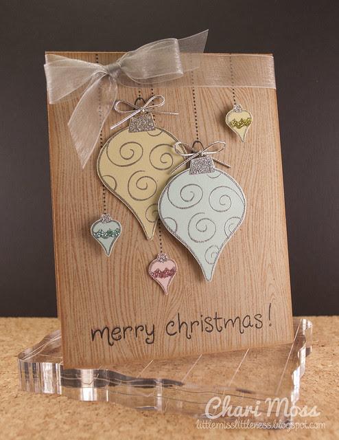 CHARI Ornaments