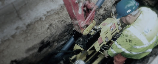 Trenchless Group, no-dig subcontractors, sales and hire of equipment