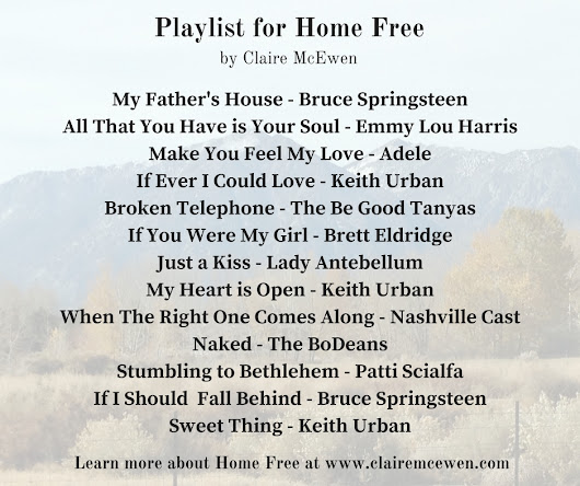 Playlist for Home Free - Romance All Around Us