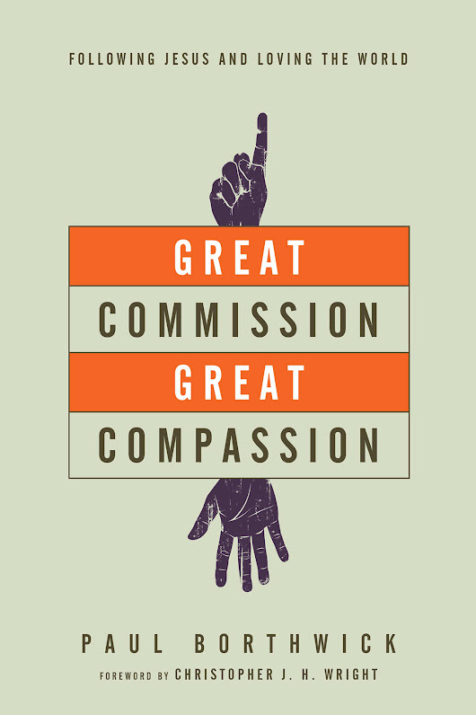 Great Commission, Great Compassion