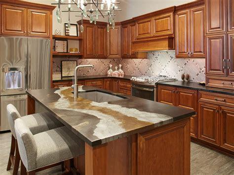 tiled kitchen countertops pictures ideas  hgtv hgtv