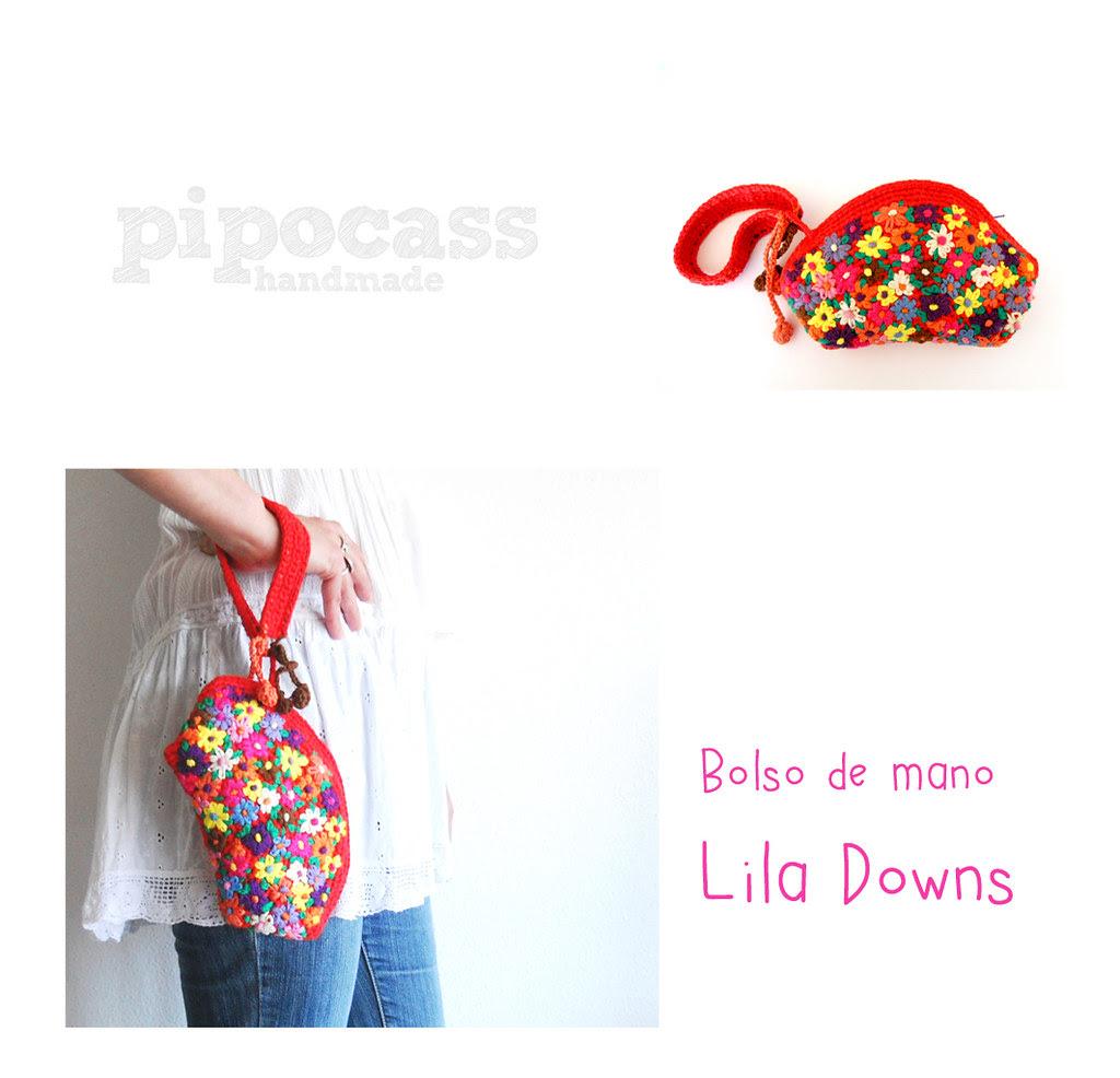 Bolso de mano Lila Downs