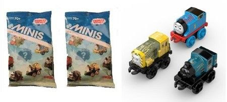 Thomas & Friends Mini Trains