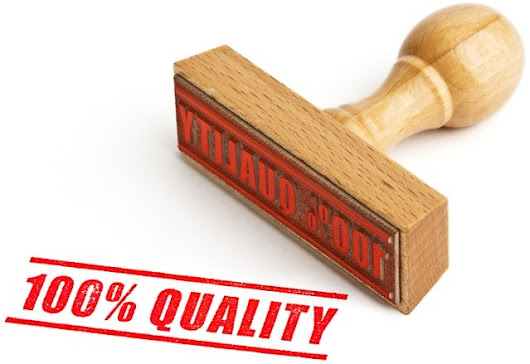 Motive: Quality assurance — more than just spelling and full stops -