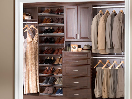 Space-Saving Options for the Urban Resident | GTA Closets