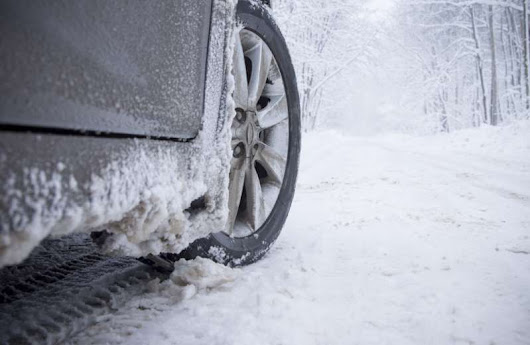 8 Fall and Winter Driving Tips to Keep our Roads Safe