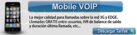 Descargar Tarifas Mobile VOIP PC Softphone