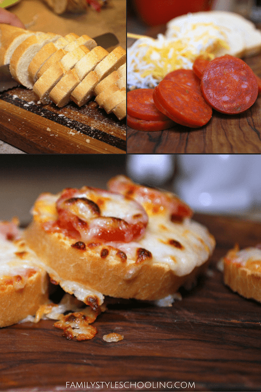Bruschetta Pizza: A Simple Appetizer You'll Love to Make - Family Style Schooling