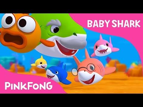 Fenomena Baby Shark
