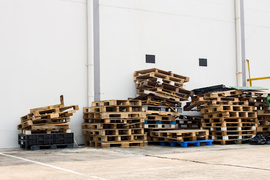 Are Wood Pallets Your Dirty Secret?