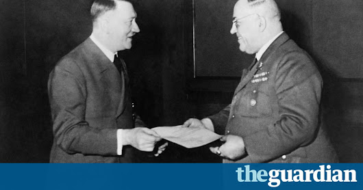High Hitler: how Nazi drug abuse steered the course of history | Books | The Guardian