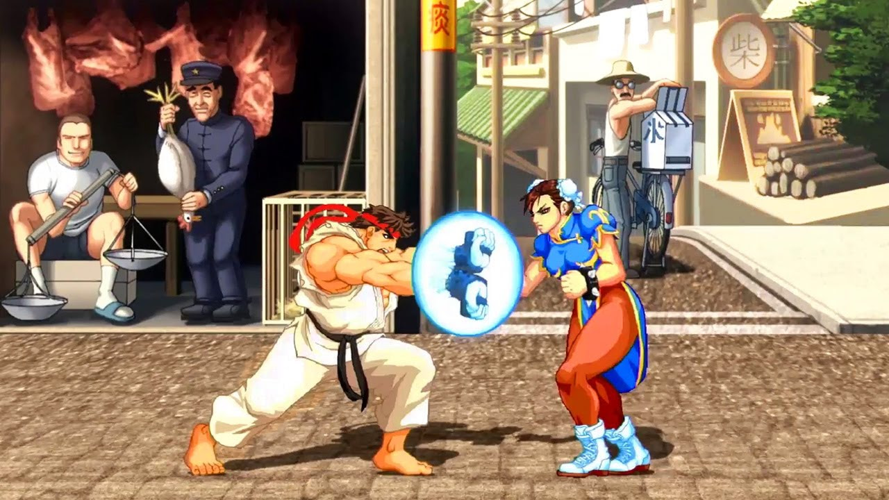 Fighting game rereleases top the charts in Japan screenshot