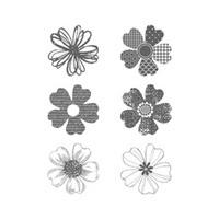 Flower Shop Clear Stamp Set