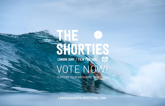 London Surf / Film Festival x Reef Shorties goes live: - Carvemag.com