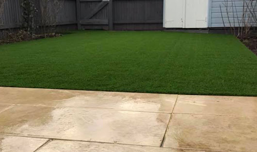 Installing artificial grass in Rochester | Perfect Grass