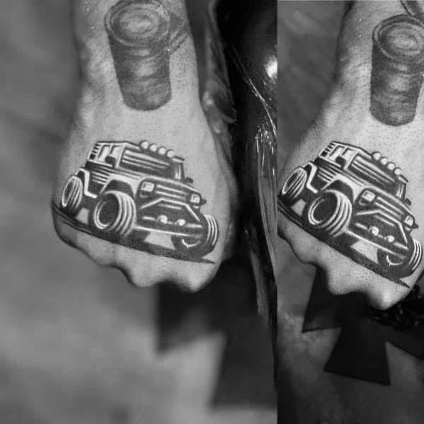 Tatuagens De Jipe Mens