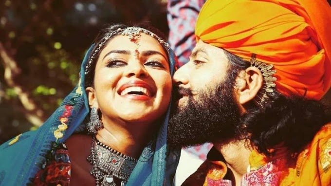 Amala Paul ties the knot with boyfriend Bhavninder Singh. See wedding pics