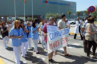 El TSJM devuelve los recursos a los juzgados de origen y avala la suspensión cautelar de la privatización de los hospitales