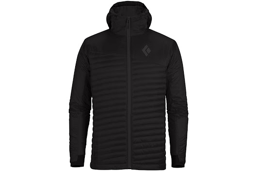 Test doudoune Black Diamond Hot Forge Hybrid Hoody - I-Trekkings