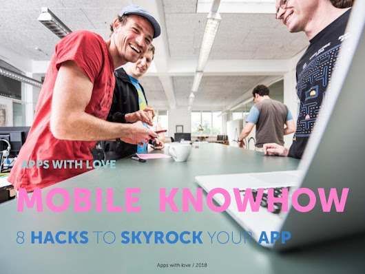 8 Hacks to Skyrock Your App Marketing
