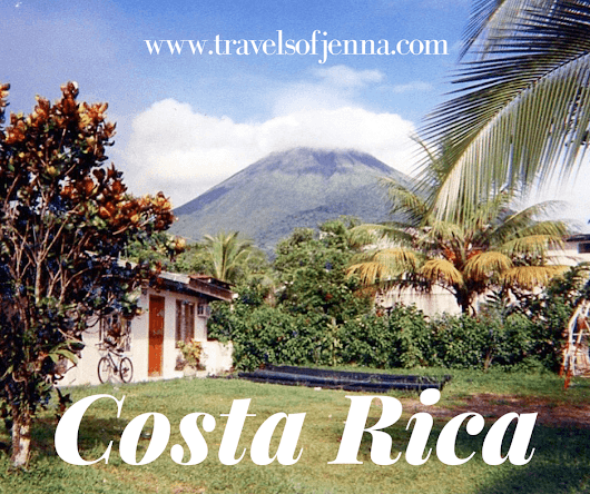 Traveling to Costa Rica my freshman year of High School. No, I wasn't a rich white girl. – Travels of Jenna