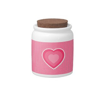 Sweetheart Candy Jar zazzle_candyjar