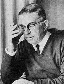 Jean-Paul Sartre en 1968. | El Mundo