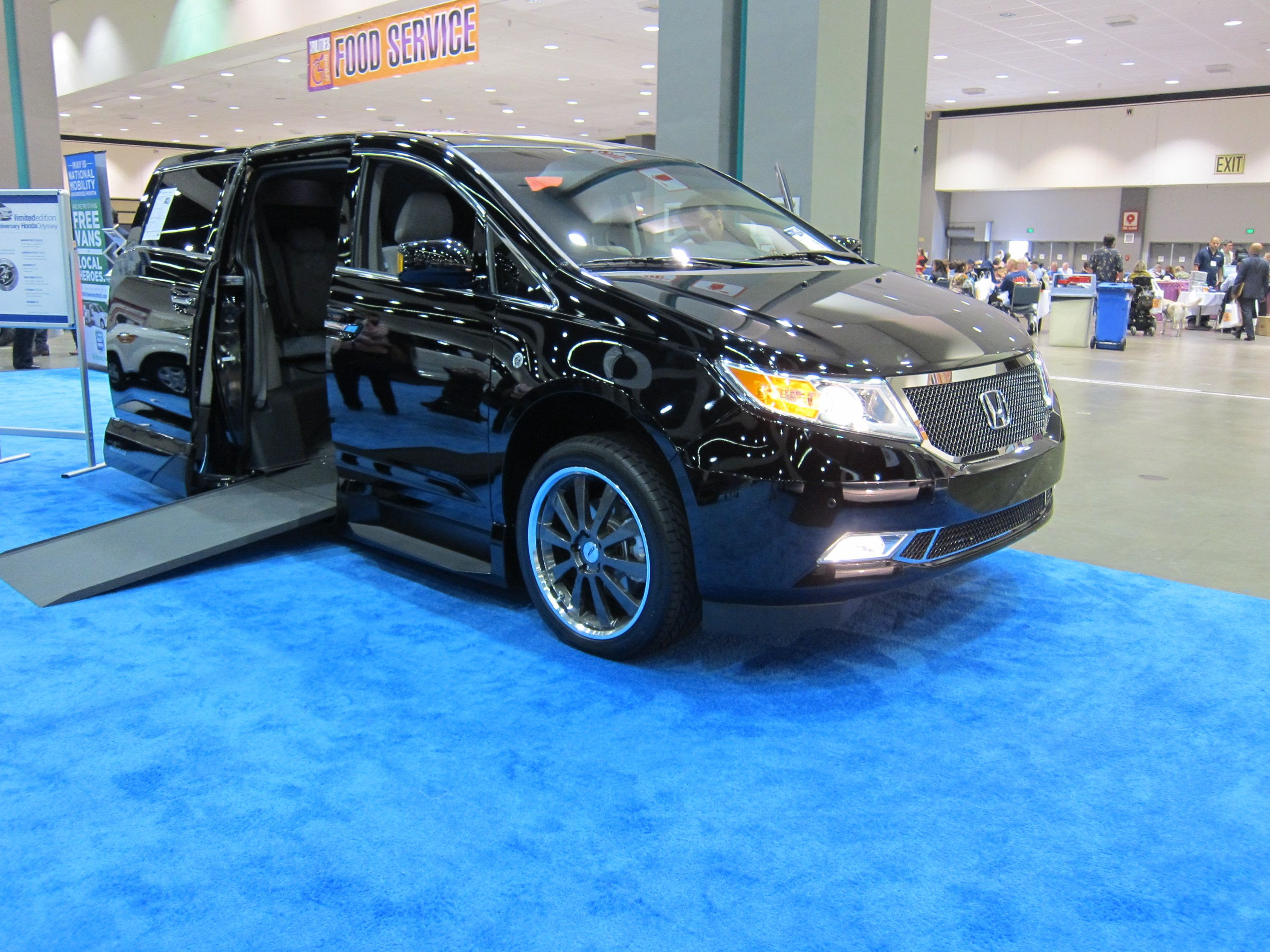 25th Anniversary Limited Edition Vmi Honda Odyssey