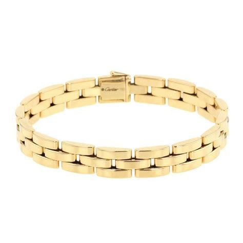 Cartier Maillon Panthère Bracelet 267580   Collector Square
