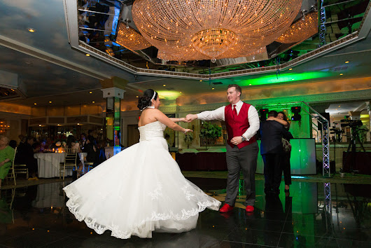 Ryan & Daisy at Galloping Hills Caterers (Union, NJ) - Kevin Quinlan
