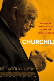 background picture for movie Churchill