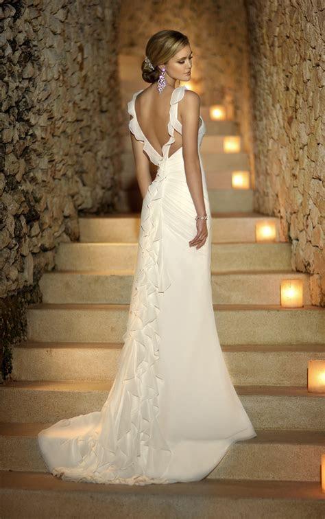 25 Beautiful Beach Wedding Dresses ? The WoW Style